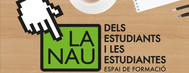 Anem a posar en marxa una nova edició de de La Nau dels Estudiants. Els cursos i tallers es realitzaran […]